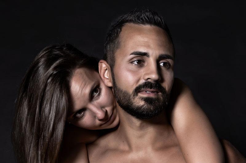 Fotoshooting Martin und Livia