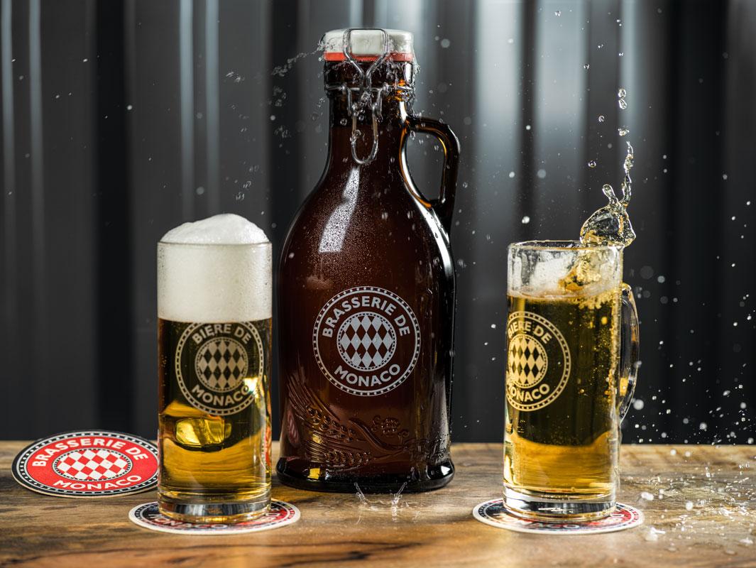 Brasserie de Monaco Bier